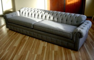 Bad assed sofa